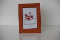 "Popular Simpleness MDF Picture Frame Mirror Frame 5x7"" photo"