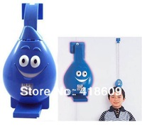 2 pcs x Pull Down Kids Height Measure Height Growth Chart Gauge Height Scale up to 170cm