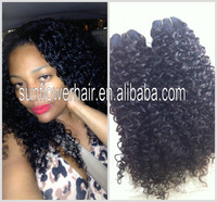 wholesale spanish curl Hot Tight curly  Peruvian virgin hair weaving kinky baby curly 3pcs 4pcs lots boudles human hair weaves