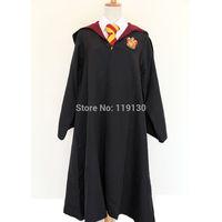 Christmas gift Harry Potter Gryffindor School uniform magic robe cosplay cloak