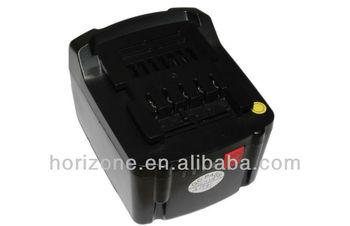 Replacement Battery for Metabo 14.4V Li-Power Extrame 625498000, 625526000 C98116 3.0Ah BS14.4 LT SB 14.4LTX