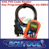 Latest Version VAG PIN Code Reader Key Programmer Device Via OBD2 Scanner for Volkswagen Seat Skoda HKP Free Shipping