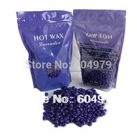 Depilatory Wax->Non-strips Pellet Hot Wax ->300g mini hard wax-Freeshipping-Hair removal hot wax