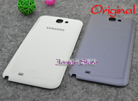 Original battery cover Mobile phone back cover for Samsung N7100 Battery Housing Note 2