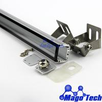 DHL/FEDEX /EMS Free shipping- 100CM  LED  washwall  Light housing for  18W  wash wall profile heatsink