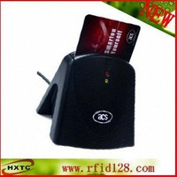 Free Shipping USB Contact Smart IC Chip Card Reader & Writer & Programmer #ACS ACR38U-H1 With SDK CD And 5PCS Sle4442 Blank Card