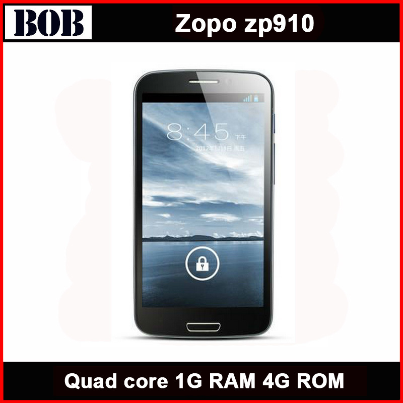 Original ZP900H ( ZP910 ) MTK6589 Quad Core IPS Screen WCDMA 3G 1GB /4GB Android 4.2 OS Smartphone(China (Mainland))