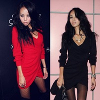 Womens Korean Sexy Special Bottom Party Mini Dress New  Free shipping