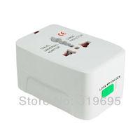 Universal International Travel Power Adapter Plug (US/UK/EU/AU AC Plug) Free shipping Brand New Surge Protector