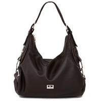 Free shipping 2013 fashion women genuine leather handbag shoulder cross body large bags