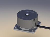 Weighing sensors, strain sensors (LCS - M5) (3-150kg)