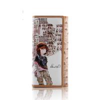 Meng Meng Da, Olivia, the new 2015, cartoon wallet, women purse, Ms. Long Wallet Purse, seventy percent off,free shipping