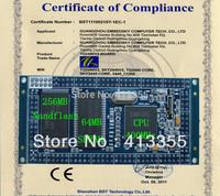 Arm9 Development Board/s3c2440 Samsung Chip Core Board/ 256MB NandFlash  64MB sdram