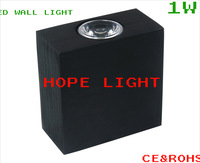 1W LED wall lamp,LED corridor lights,led lamps,AC85~260V, 360LM, 10pcs a lot