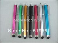 High Sensitive Capacitive Screen Stylus Pen For Phone PAD Tablet PC 50PCS/LOT HongKong Post  Free Shipping