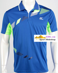 men badminton T-shirt: 2013 Kason tournament T-shirt,Badminton Jersey,Kason FAYH013(China (Mainland))
