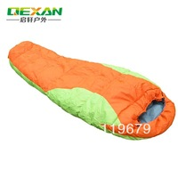 Single mummy sleeping bags Dry sleeping bags for outdoor camping traveling