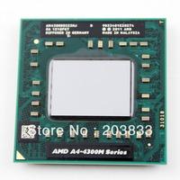 New CPU Dual Core A4 4300M  DC 2.5 GHz PGA GB VERSION WHOLESALE RETAIL