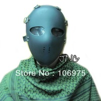ALIEN FULL FACE ANTI IMPACT HIGH RESISTANCE PROTECTION FACE MASK AIRSOFT PAINTBALL BB GUN PARTY