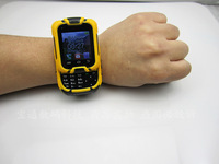 2014 New Men Electronic Military Sports Watches Slide Smart Phone Watch For Women Bluetooth Waterproof