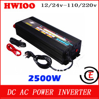 HOT!! 2500W POWER INVERTER WITH CHARGER 12V to 220VAC Modify Sine Wave With Automatic Transfer Function(UPS)