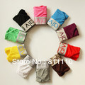 Excellent quality Free shipping 4 pcs/lot  Cotton Boxers Shorts  Cultivate one's morality comfortable   sexy underwear