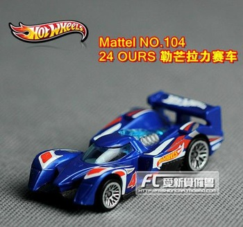 MOQ is $10 (mixed )Le Mans car rally car series alloy car toy classic vintage car model of the wholesale free shipping