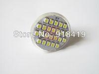 MR11 GU4.0 2.5W 3528 Pure White 24 1210 SMD Energy Saving High Power Spot Light Bulb Lamp DC12V warm white