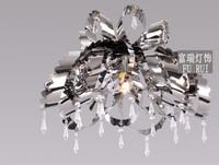FREE SHIPPING EMS 40CM Pendant Lights Mirror stainless steel pendant lamp living room pendant light dining room pendant light