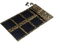 18W Portable Folding Solar Panel to charge Laptopto charge mobilephones and battery chargers