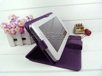 Original Leather Case for 10.1 inch Pipo M3 RK3066 Dual Core Tablet PC Free Shpping