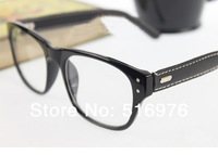 Free Shipping New Retro Non-Mainstream Eyewear Frame Leather Legs Glasses Frames For Women And Men Leather Legs 10pcs/lot J7034