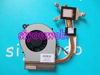 NEW Laptop CPU Cooling Fan & Heatsink 606609-001 FOR HP Compaq CQ42 CQ62 G42 G62 , free shipping