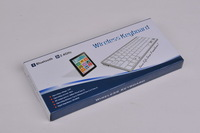 Russian 2.4G 2015Hot Bluetooth Wireless Keyboard for PC Macbook MacFor ipad 3 4 For iphone For Windows XP 7 8