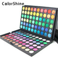 2013 new free shipping 120 Color Eyeshadow  Cosmetics Mineral Make Up Makeup Eye Shadow Palette Kit Dropshipping