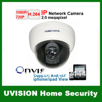 Home Security CCTV 2.0 Megapixel HD 3.6mm Indoor Dome IP Network Camera