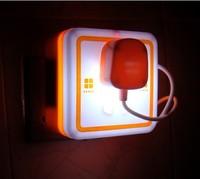 Charge socket style table lamp led energy saving night light ofhead eye-lantern decoration wall lamp