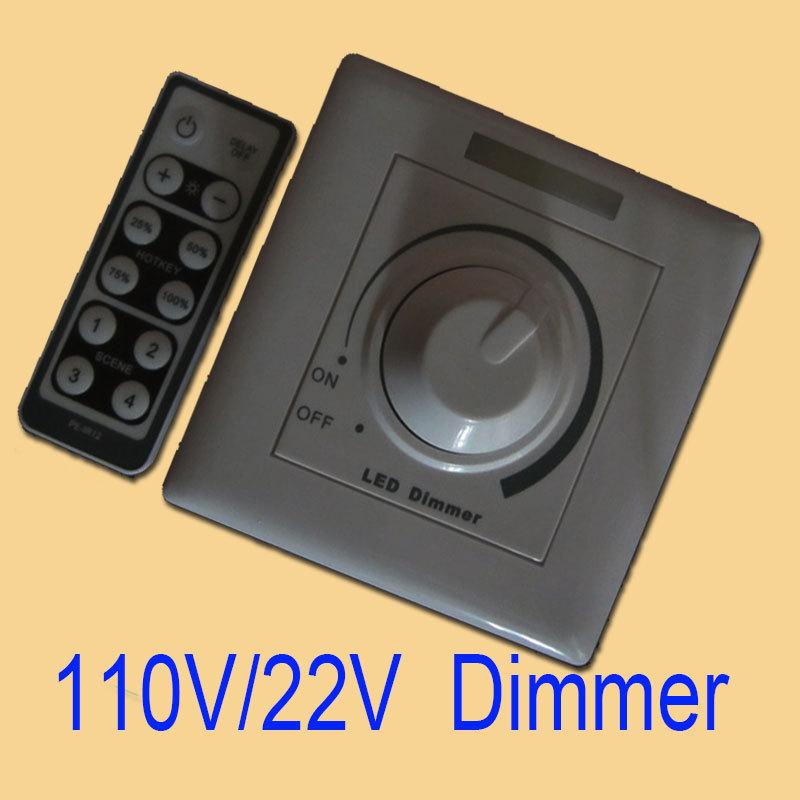 150w scr led dimmer switch 220v led bulb dimmer controller high. Black Bedroom Furniture Sets. Home Design Ideas