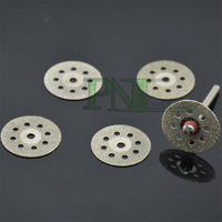 5pc 22mm Diamond Grinding Slice Dremel Accessories for  Rotary tools