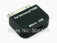 [FREE SHIPPING/EPACKET!] M/F 30pin to Micro USB Adapter for Samsung Galaxy Tab P6800 7500 7510 7310