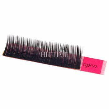 Soft False Curl Silk Eye Lash Black Eyelash Extensions Glue Tweezer Set Makeup[13529 01 01]