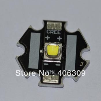 5pcs New Cree LED Emitter | 20MM 6500K Cree XM-L2 1A LED Star+Free Shipping