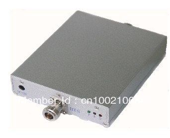 UMTS2100 Cell Phone Signal Booster, 2100MHz Mobile Phone Signal Booster Repeater Amplifier Power 23dBm Coverage:300-800sqm(China (Mainland))