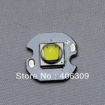 12mm Cree XM-L2 1A LED Star(6500K)+Free Shipping