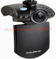 Fouring driving recorder dvr002h hd car camera car black box wide-angle len