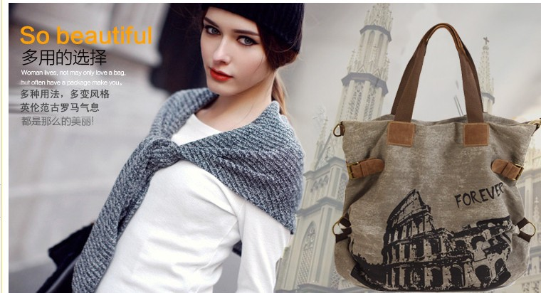 Free shipping,2013 cost promotional wholesale handbag, latest handbags,designer bag,Hot Sale canvas high quality(China (Mainland))