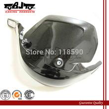 BJ-HG-001S Black Motorcycle Handguards Hand Guards Shield For Honda Yamaha Dirt Bike(China (Mainland))