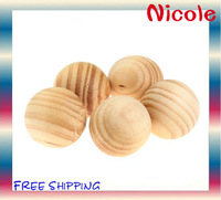 100 Fragrant Cedar Wood Moth Balls Protection  New