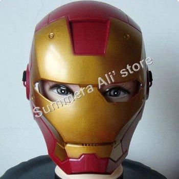 2015 Halloween party patterns Iron Man mask bulk masquerade masks predator carnival mascara star war 10pcs/lot free shipping