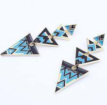 earrings blue promotion